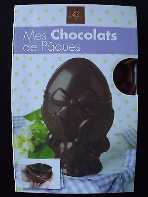 J'ai testé pour vous ... le kit Mes chocolats de Pâques de Jean Daudignac