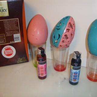 J'ai testé pour vous le colorant Alimentaire liposoluble