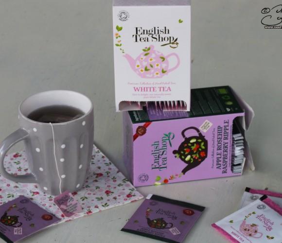 J'ai testé pour vous … les thés English Tea Shop