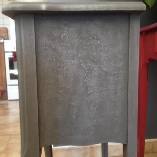 R novation meuble avec dek o metal fer blog z dio for Meuble zodio