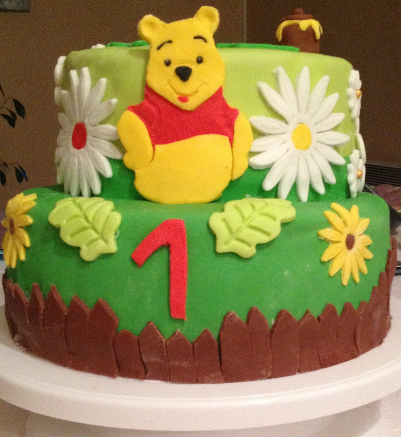 Gateau D Anniversaire Winnie L Ourson Blog Zodio