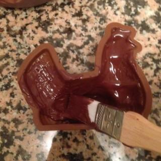 J'ai testé pour vous ... le kit Mes chocolats de Pâques