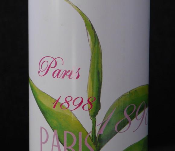J'ai testé pour vous … le thé vert Rouge Baiser des Etablissements Georges Cannon