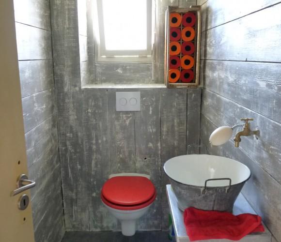 Mes toilette récup'