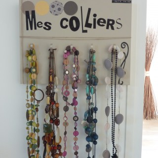 Mon porte colliers...
