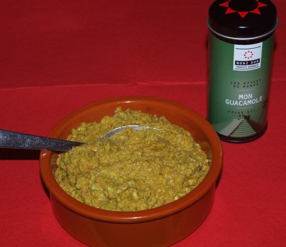 J'ai testé pour vous … «Mon Guacamole»