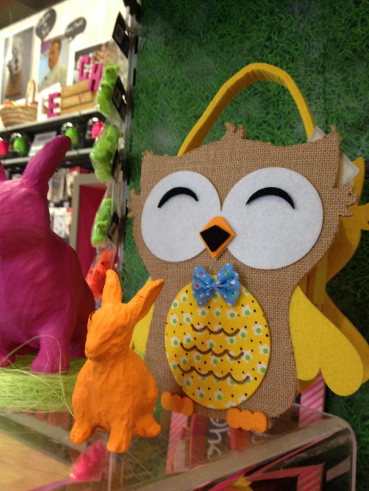 les petits sacs de Pâques très chouettes sont arrivés !