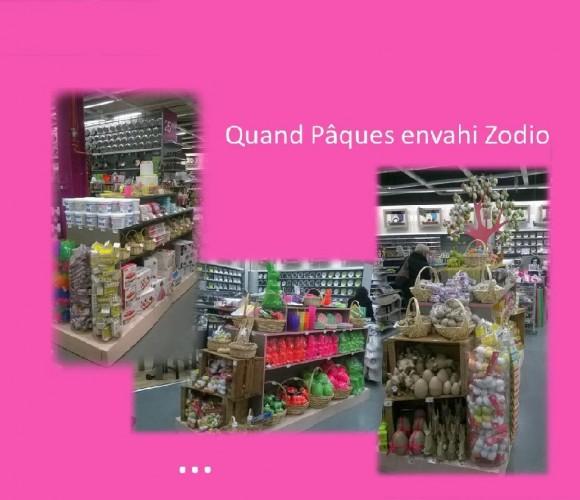 Pâques est arrivé chez Zodio!!!!