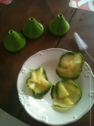 J'ai testé pour vous le taille légumes Mastrad
