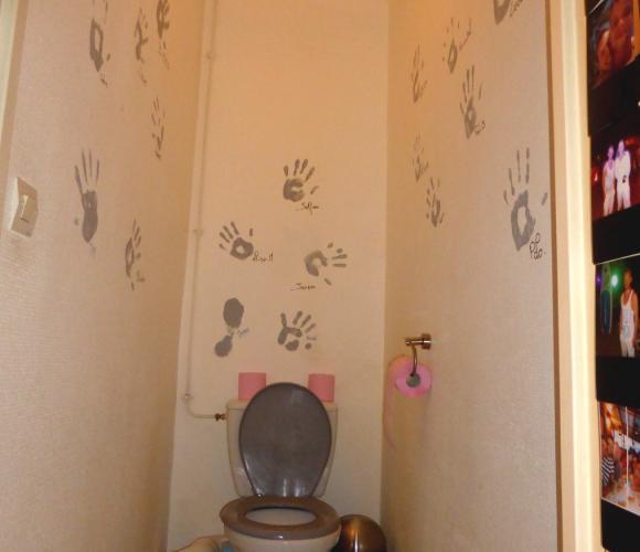 le toilette de l'amitié