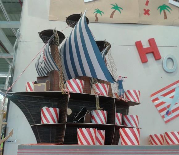 Et si on organisait une fête d'anniversaire sur le thème pirates!!