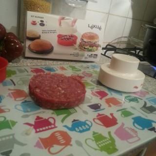 J'ai testé pour vous le kit burger de Lekue
