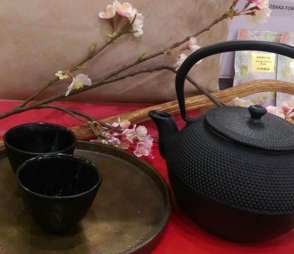 Une théière traditionnelle