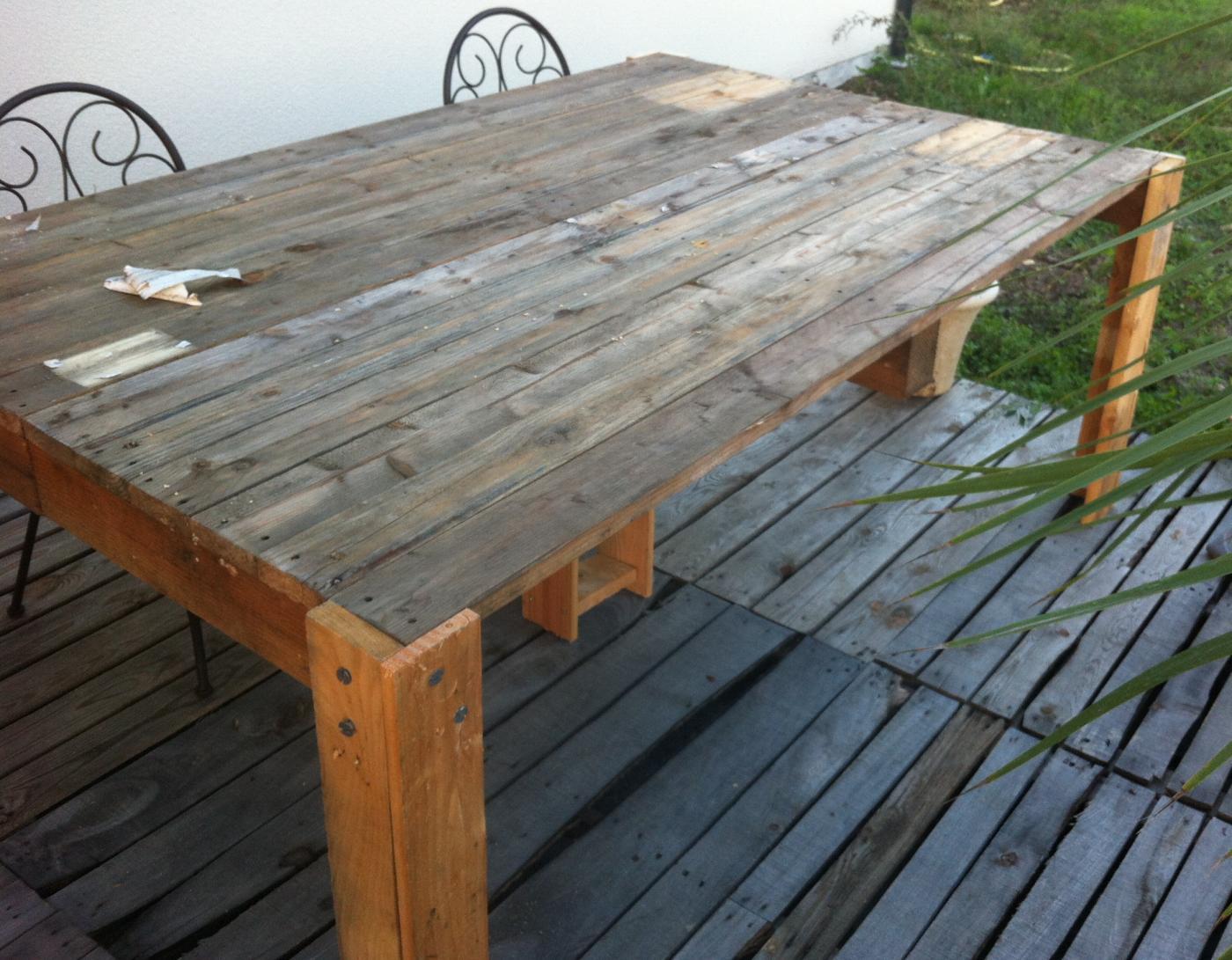 La table palette xxl (Blog Zôdio)