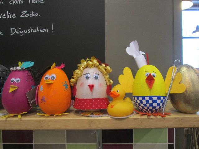 Merci pour cette Poulette Party!