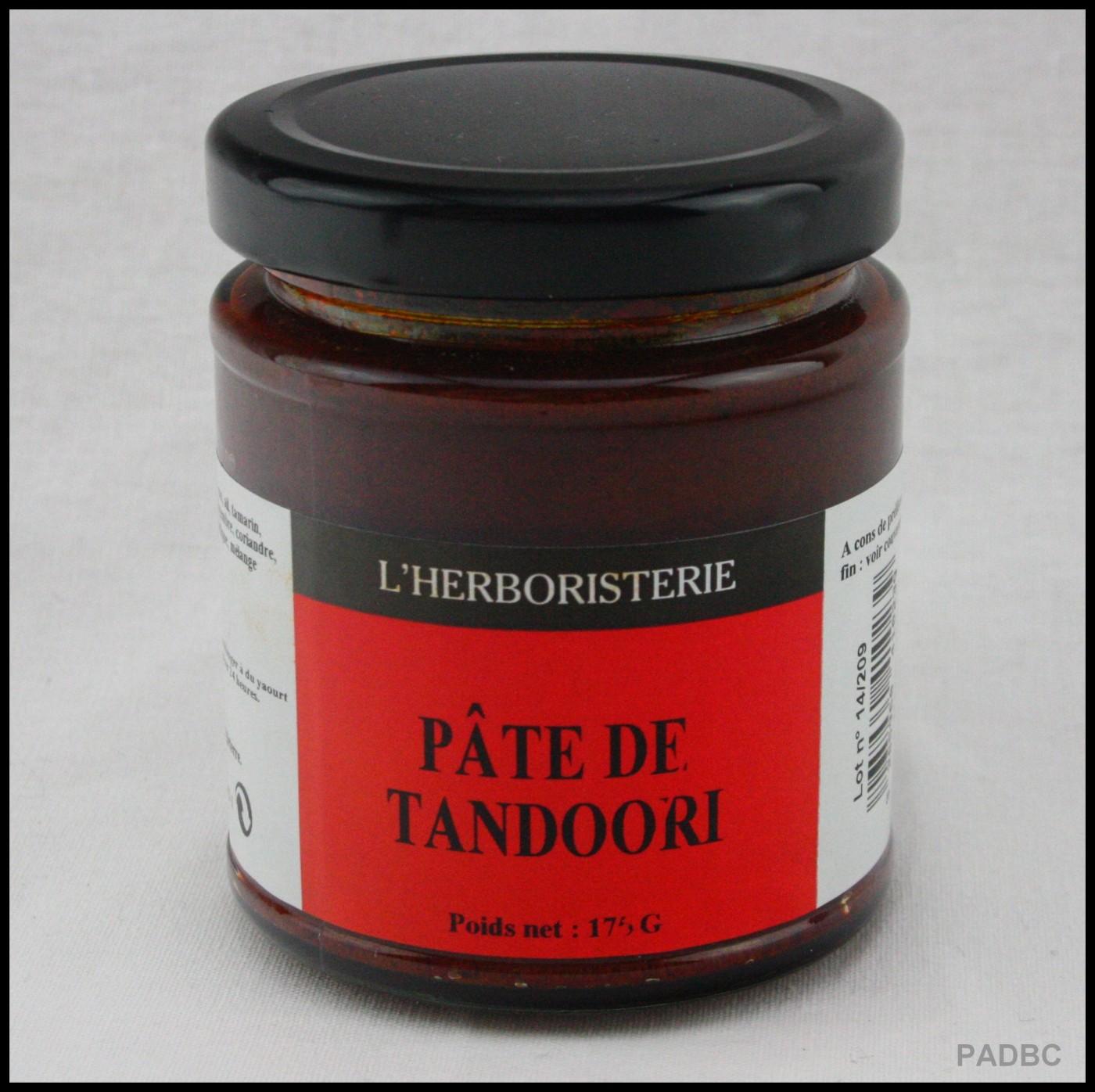 J'ai testé pour vous ... la pâte de tandoori