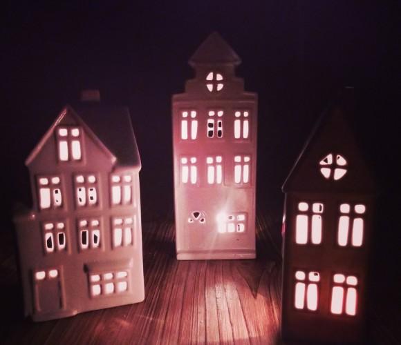 Les photophores maisons