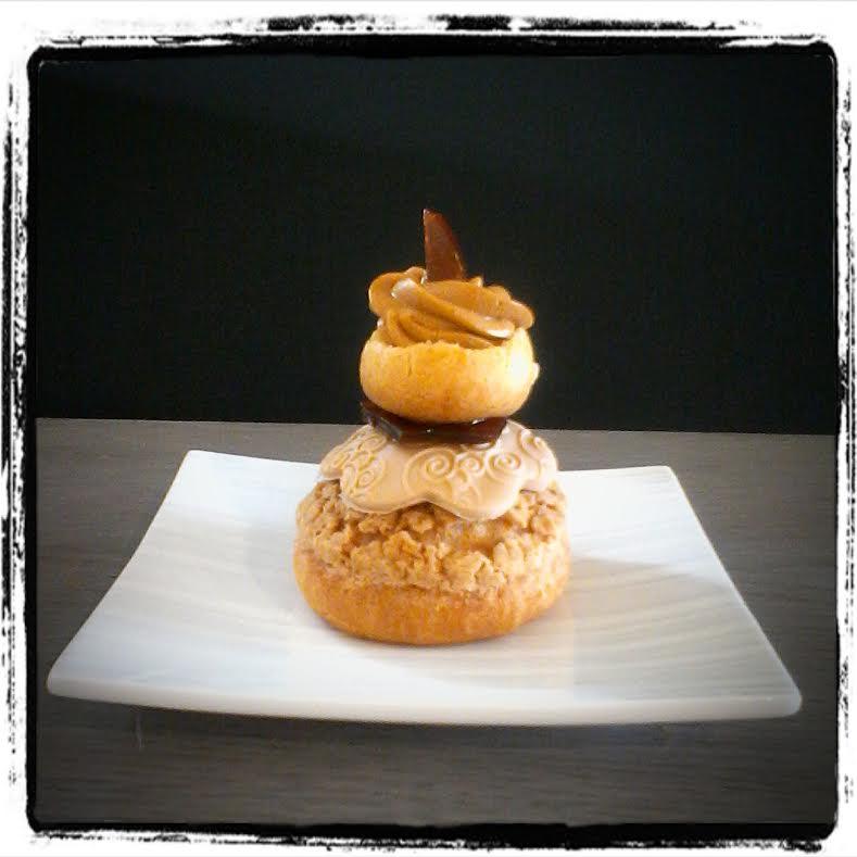 Cake Design Caramel Beurre Sal Ef Bf Bd