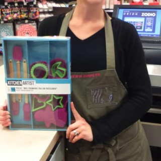 Un kit pâtisserie pour vos enfants !!!