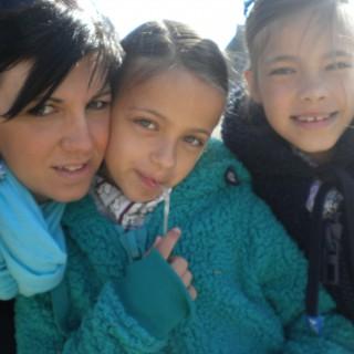 Mes filles et moi!! :-D