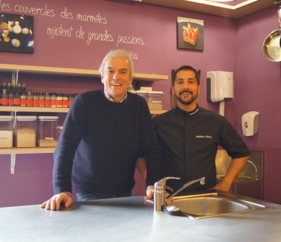 Bruno Oliver aura un emplacement à Zodio Bordeaux pour son «Camion By Oliver» tous les lundis à partir de lundi prochain 11 mai.