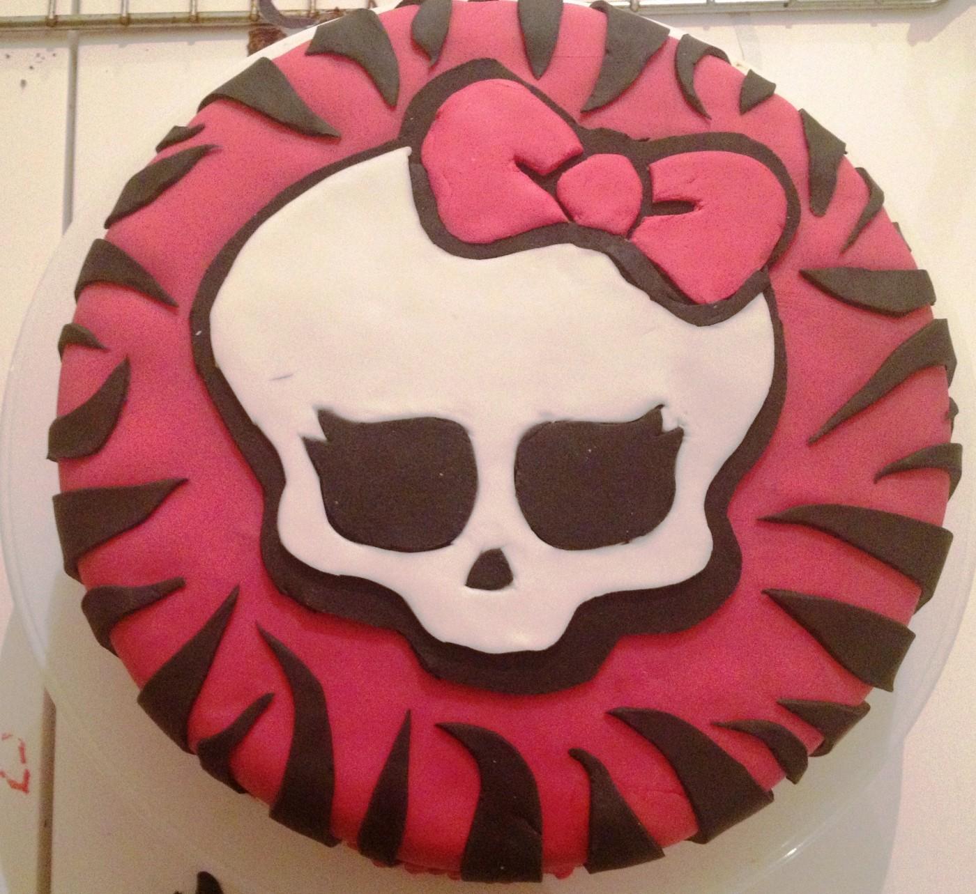 Gâteau à la demande