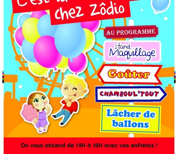ZODIO ROSNY : FETE DE L'ENFANT LE SAMEDI 16 MAI !!!!!