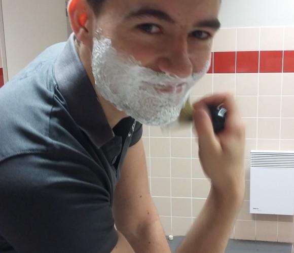 J'ai testé pour vous la crème à raser Durance l'ôme