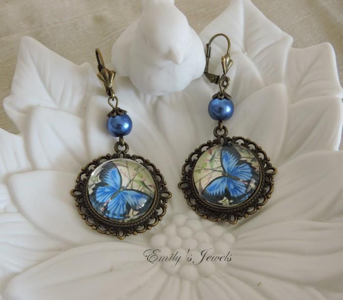Emily's Jewels : des bijoux, accessoires de mode rétro romantique