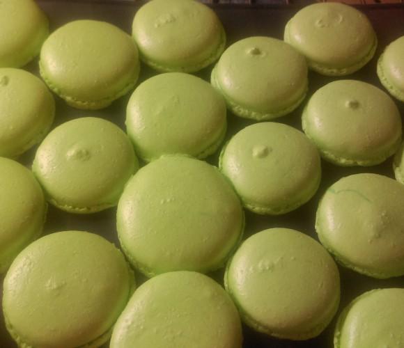 Macarons»mercote revisités»