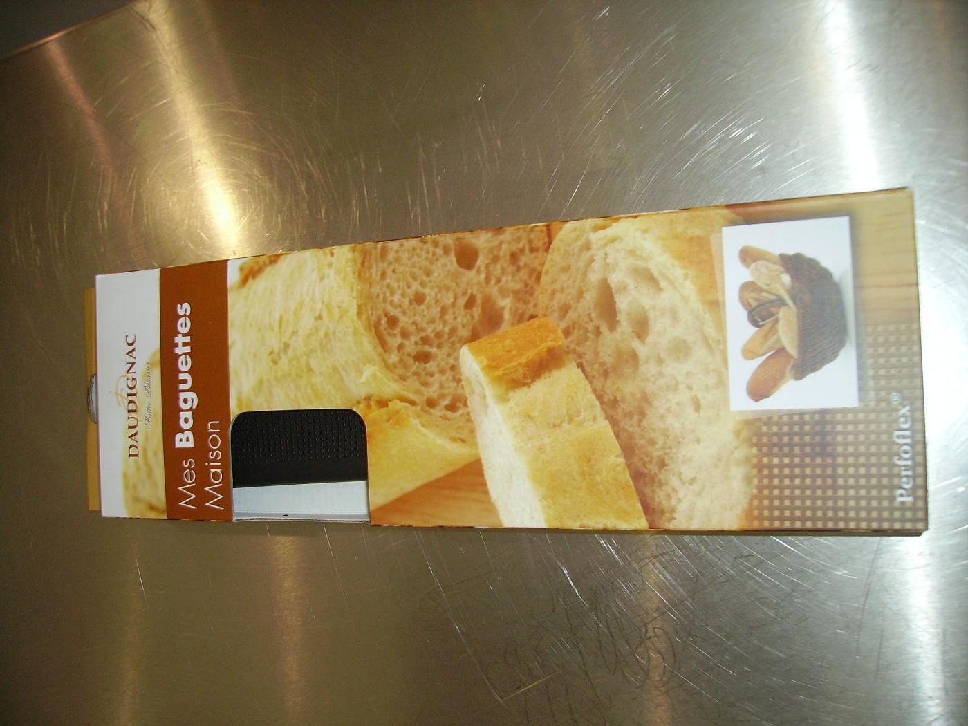 J'ai testé pour vous mes Baguettes maison. Marque : DAUDIGNAC. Prix 14.90€