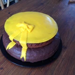 MOn 1er gâteau à étages