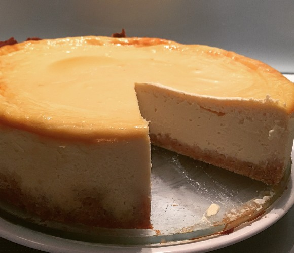 Un cheesecake comme à New York