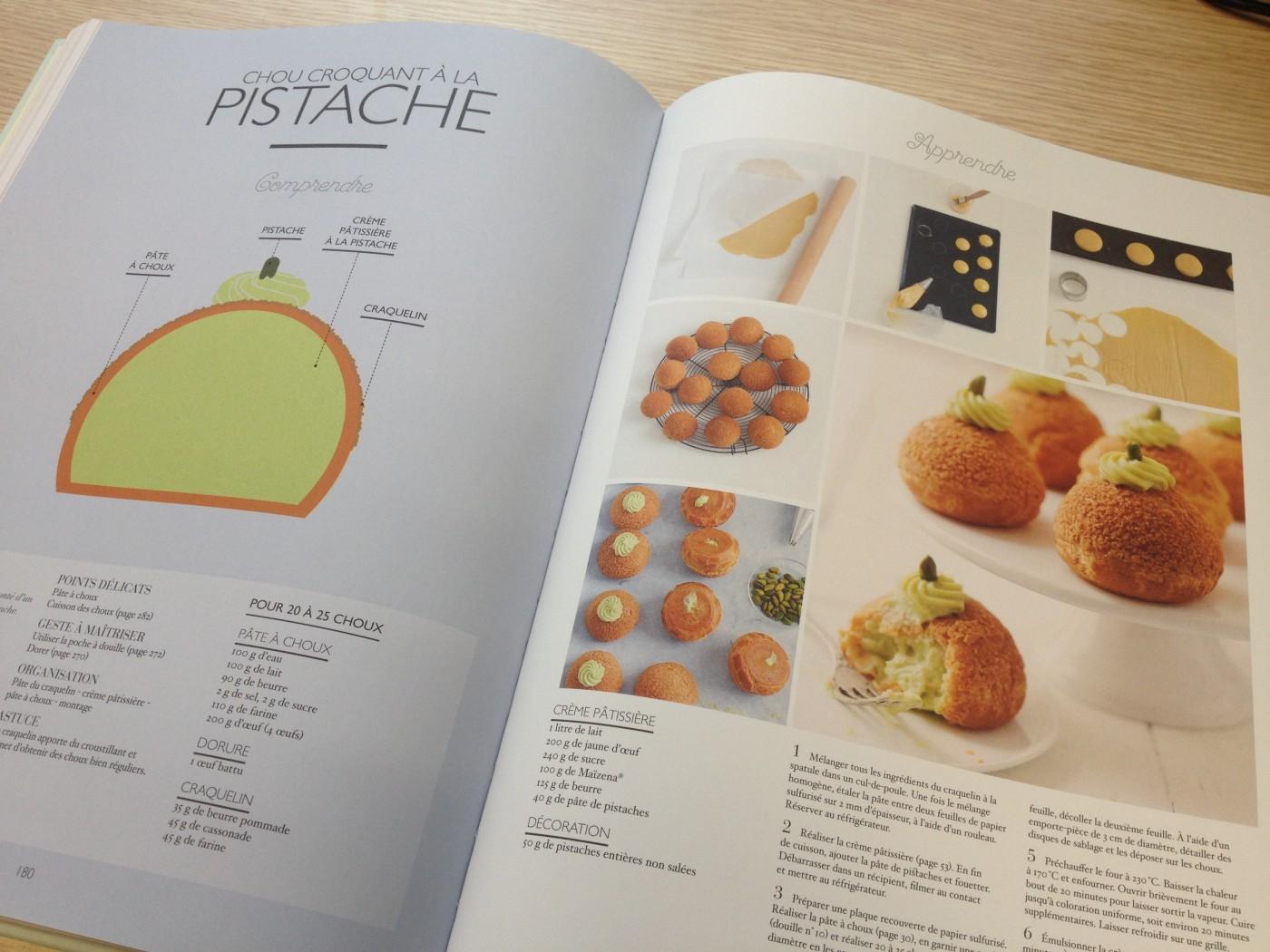 J 39 ai choisi pour papa le grand manuel du p tissier blog for Le grand livre du minimalisme