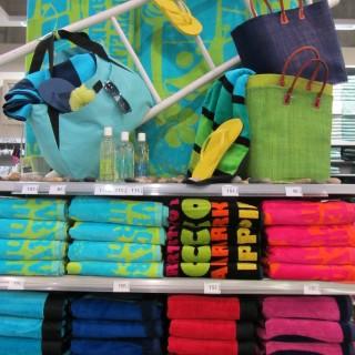 L'été est arrivé sortez vos sacs et serviettes de plage!!!