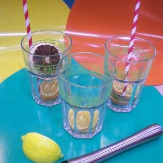 Soleil, chaleur,... et cocktails entre amis!