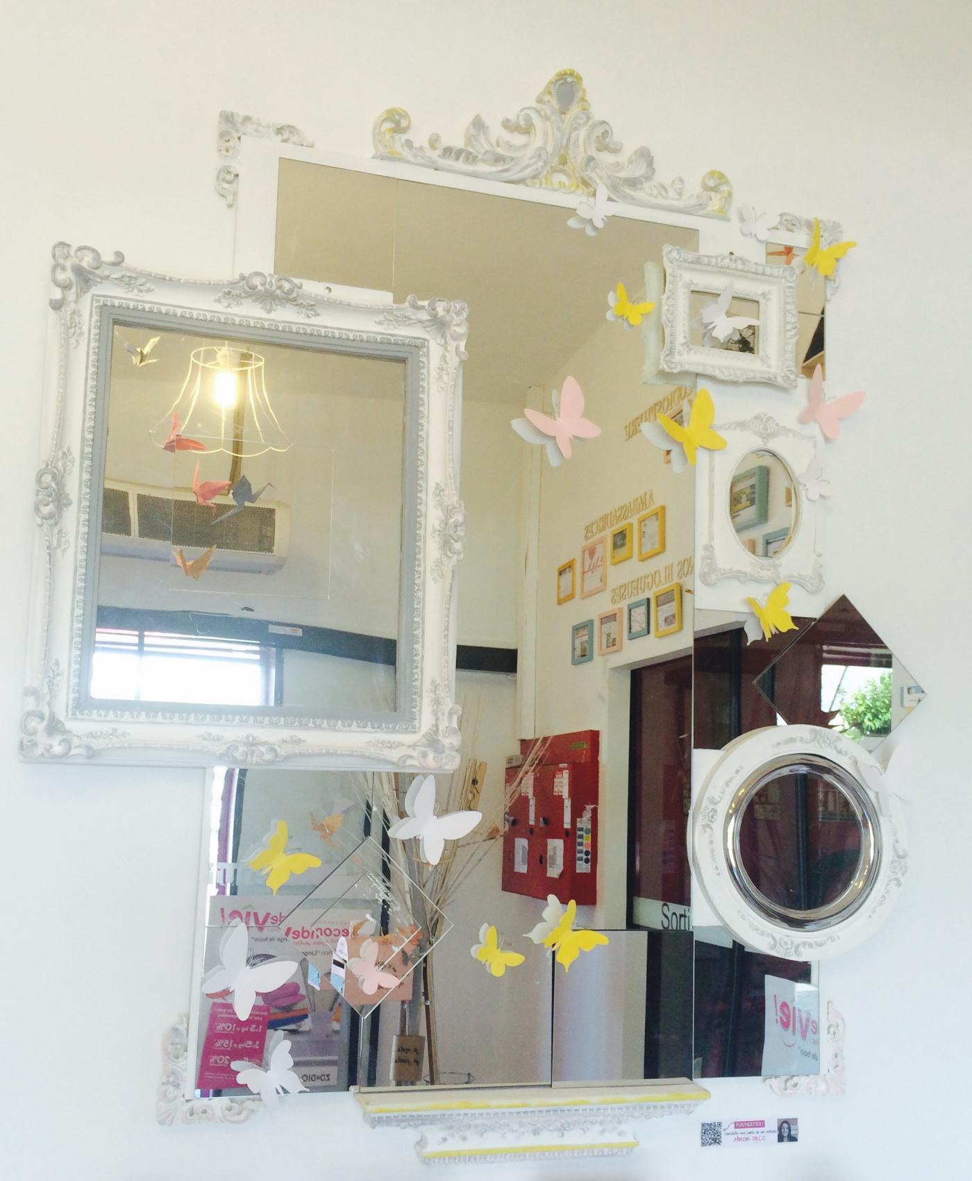J'ai testé pour vous l'atelier Miroir déco