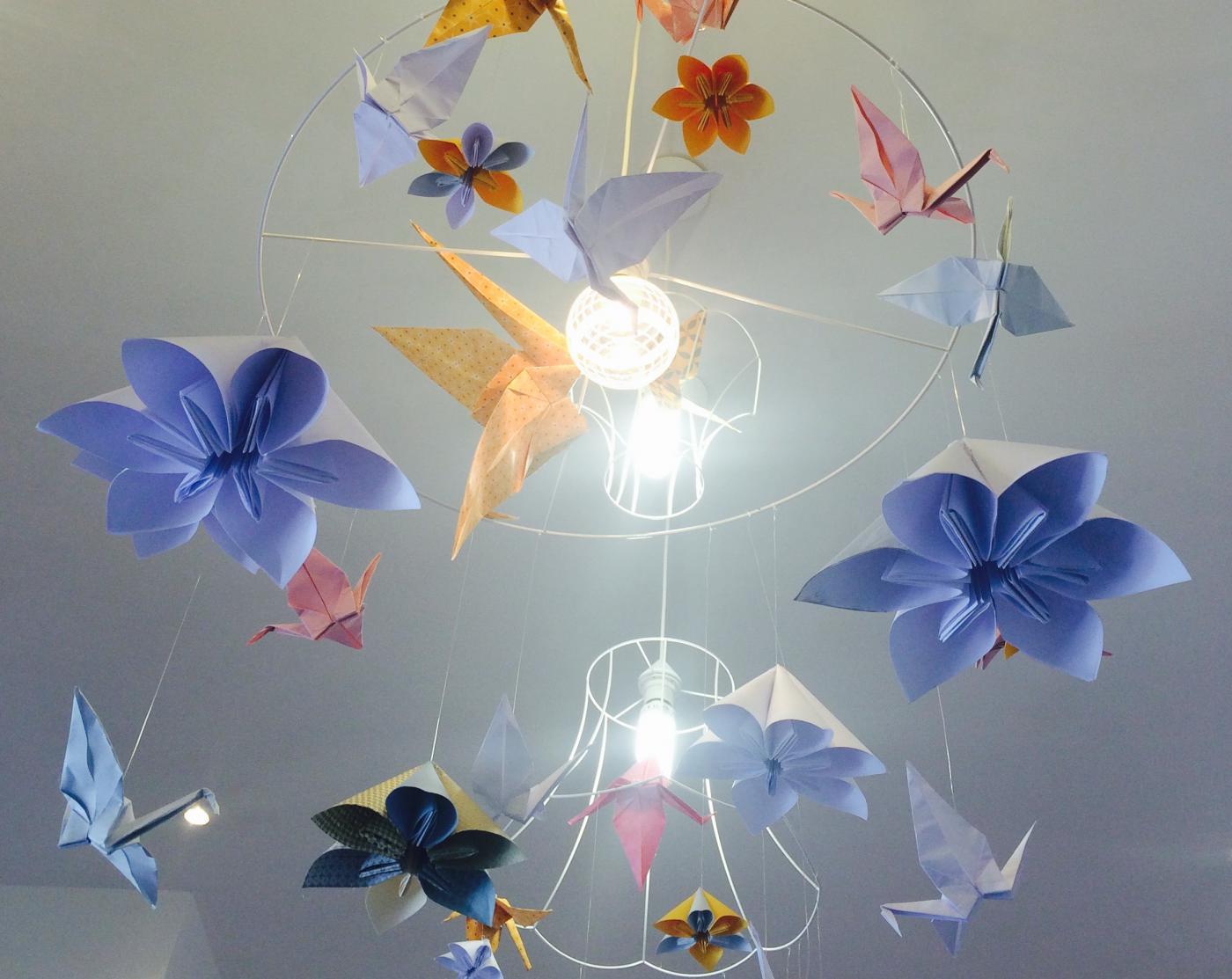 j 39 ai test pour vous l 39 atelier luminaire origami blog z dio. Black Bedroom Furniture Sets. Home Design Ideas