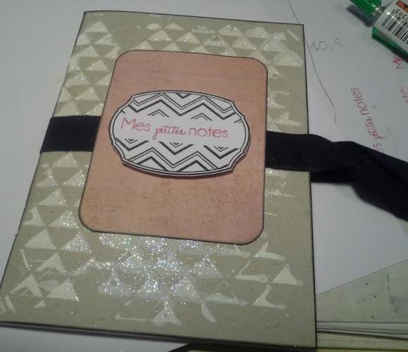 Je customise un carnet Zodio 2ème édition