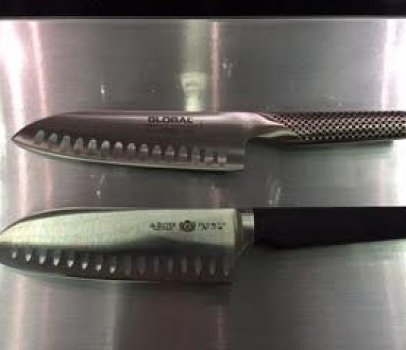 Les couteaux haut de gamme Global et De Buyer s'invitent dans vos cuisines !