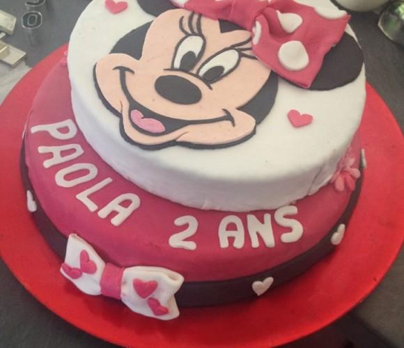 Le Minnie Cake