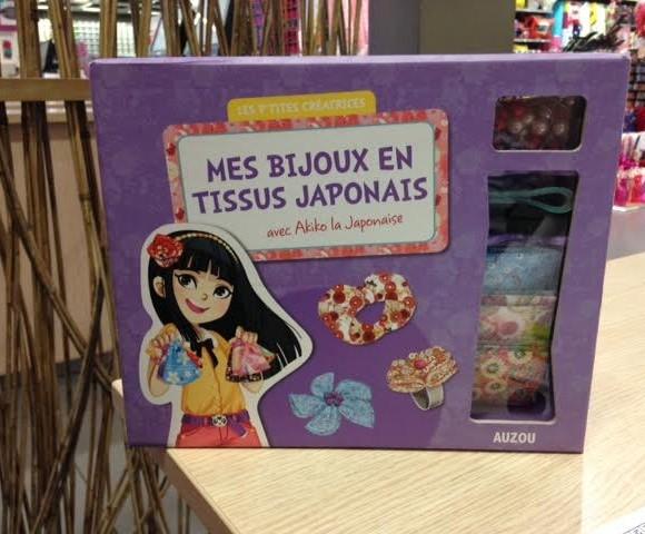 J'ai testé pour vous vos Bijoux en tissus japonais