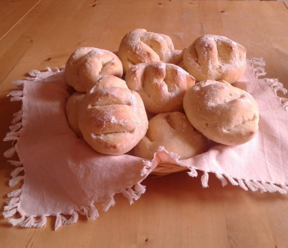Petits pains au yaourt Fjord