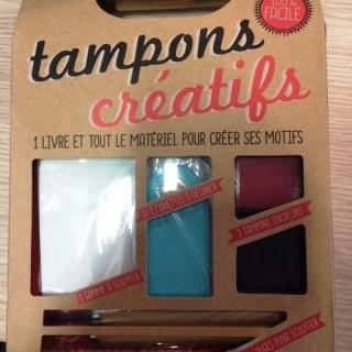 J'ai testé pour vous le Kit Tampons Créatifs
