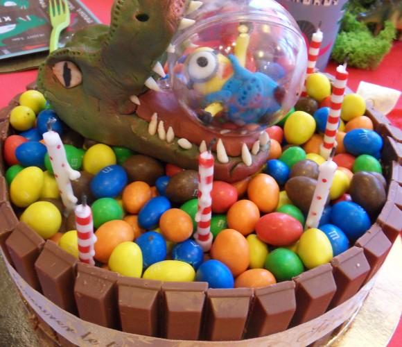 Loulou et son anniversaire «Jurassic» à Zôdio !
