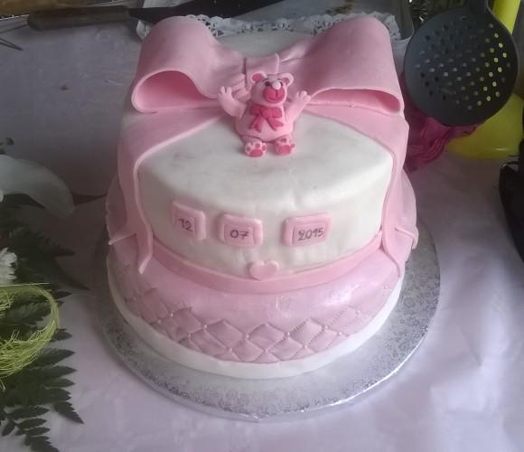 Gâteau de Bapteme