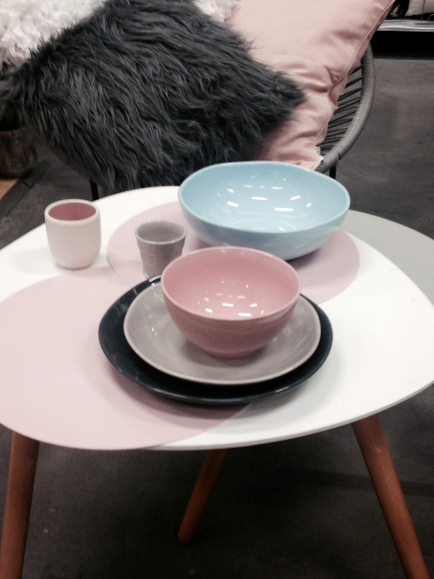 J'ai testé pour vous la vaisselle zodio aux couleurs scandinaves