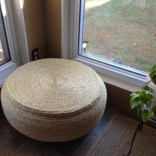 claire et ses id es pas ch res avec le pneu blog z dio. Black Bedroom Furniture Sets. Home Design Ideas