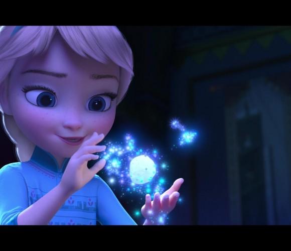 Elsa, range ta chambre !