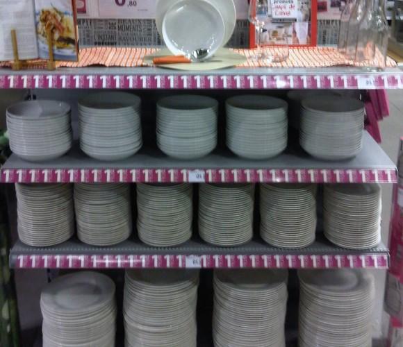Service Vaisselle 18 pièces pour 15 euros !